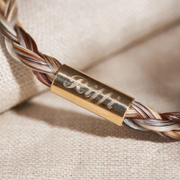 Armband aus Pferdehaar