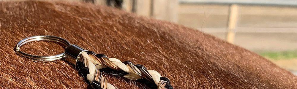 Pferdehaarschmuck Angebot