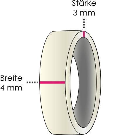 Ring 4mm