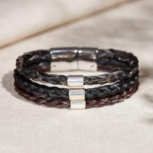 Western Pferdehaararmband
